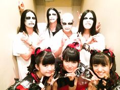 ‏@BABYMETAL_JAPAN  Hello Los Angeles!! Now is the time to join the METAL RESISTANCE @FondaTheatre! Are you ready to Mosh'sh?