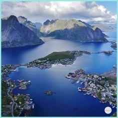 Village de rêve en Europe : voici 10 villages de contes de fées à découvrir Lofoten, Destinations, Norway, Beautiful Places, Places To Visit, Voici, Water, Travel, Outdoor