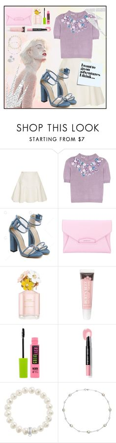 """Untitled #137"" by lovelyemilyk ❤ liked on Polyvore featuring Antonio Berardi, Post-It, Marc, Miu Miu, Givenchy, Marc Jacobs, Maybelline, Bobbi Brown Cosmetics, Thomas Sabo and A B Davis"