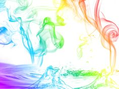 Smoke on the Rainbow Waters