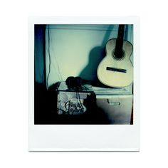guitar polaroid ❤ liked on Polyvore featuring polaroids, backgrounds, pictures, photos and fillers