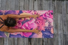This printed yoga mat is extra long at 183cm x 61cm wide x 4mm thickness and lightweight at only 2.5kgs.  A high performance Bodhi Collective yoga mat with unique, soulful design to match your vibe. Your yoga mat should be a representation of who you are and your journey.  GLOBAL SHIPPING