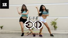 EXID (이엑스아이디) L.I.E 엘라이 Dance cover by 1Evolution