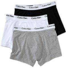 6 Colors Underwear Men Cotton Boxer 3pcs/lot Pouch Open Boxers Shorts Calvin Calzoncillos Hombre Cueca Underpants Boxers Trunks Traveling Men's Underwear