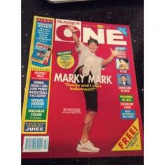 Number One Magazine - 1991 19/10/91 (Marky Mark Cover)