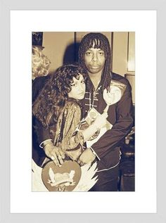 R.I.P. Rick James & Teena Marie