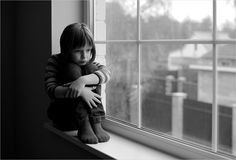 So cute but very sad girl.
