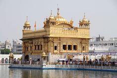 Weekly Photo: Harmandir Sahib (Golden Temple), Amritsar, India