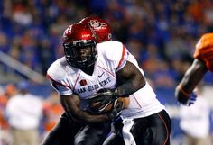 Go Aztecs RB Adam Muema was 1 of 2 players named The MWC Offensive Player of the Week: