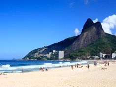 Trendsetting Ipanema has a long tradition of dictating beach chic to the rest of the world.