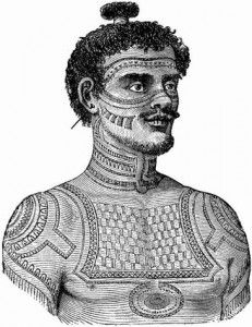 Australia Aboriginal Tattoo Designs