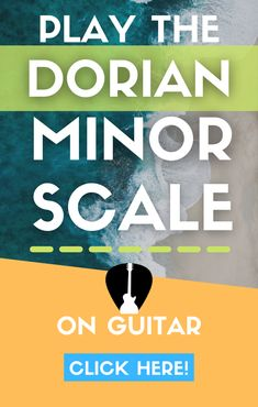 Find out how to play and use the B Dorian Minor scale on guitar 🎸 Includes scale diagrams, licks and chord progressions 🎵 Free PDF scale chart too, just because I'm nice 🙂 Lead Guitar Lessons, Free Online Guitar Lessons, Minor Scale, Easy Guitar Songs, Guitar Scales, Backing Tracks, Acoustic Guitar, Rock And Roll, Guitars