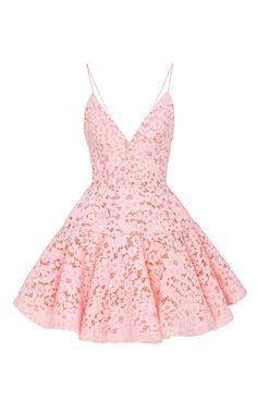 Leisa Lace Flip Mini - Alex Perry Resort 2016 - Preorder now on Moda Operandi