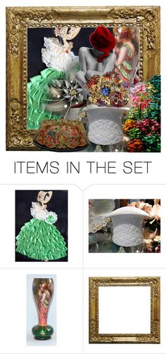 You Can Leave Your Hat On by pattysporcelainetc on Polyvore featuring art, vintage and country