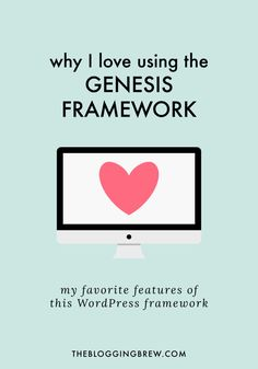 If you can't find the right WordPress theme, or don't know how to code up your own, the Genesis Framework could be the perfect solution for you.