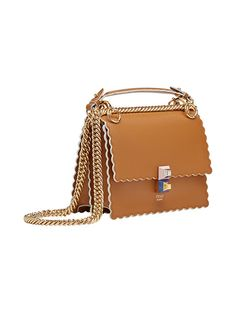 61d62b144ae3 Fendi Kan I Small Shoulder Bag - Farfetch
