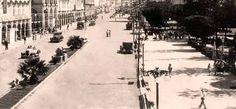 Av. Madero en los 30s.