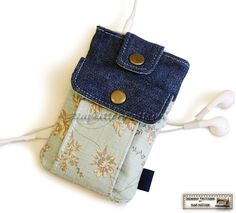 Iphone sleeve Iphone bag for iphone 4 iphone by NapkittenPattern