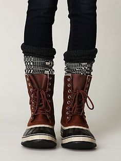 1964 premium weather boot, sorel. want. probably need here pretty soon.