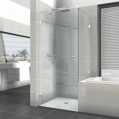 Bad Bathtub solution Landscaping On A Budget Article Body: It is possible to have an appealin Bathroom Spa, Family Bathroom, Small Bathroom, Master Bathroom, Small Hallways, Shower Accessories, Bathroom Organisation, Bathroom Interior Design, Bathroom Renovations
