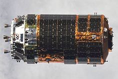 H-II Transfer Vehicle (HTV-1) approaching the ISS