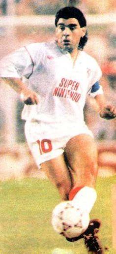 Diego Armando Maradona, Sevilla