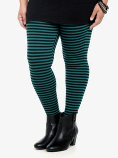 Striped Leggings (3-4)
