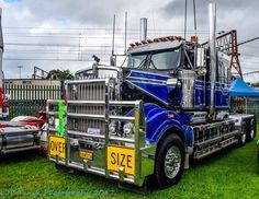 Kenworth Trucks, Mack Trucks, Big Rig Trucks, New Trucks, Cool Trucks, Truck Festival, Bull Bar, Road Train, Heavy Duty Trucks