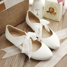 Buy 'JY Shoes – Lace-Up Flats' with Free International Shipping at YesStyle.com. Browse and shop for thousands of Asian fashion items from China and more!