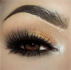 ... eye explosion -- those lashes!