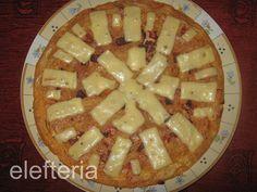 Γεύση Ελευθερίας: Πίτσα με αυγά