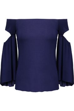 Bailey 44 Womens Fall for You Assymetrical Jersey Top with Side Cinching