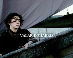 Arya, Game of Thrones