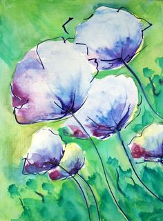 Jackie Mangione WATERCOLOR