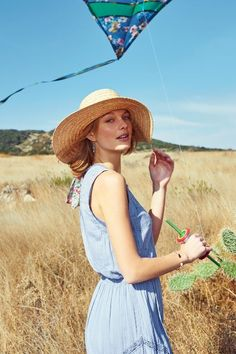Meadowsweet Sun Hat - anthropologie.com #anthrofave