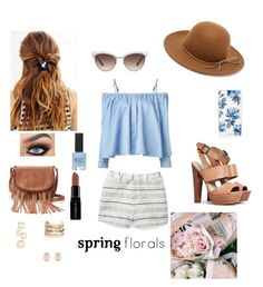 """""""Spring is in the air"""" by jessmarrriee on Polyvore featuring Sandy Liang, Rebecca Minkoff, Steve Madden, Apt. 9, RHYTHM, Gucci, Sonix, Panacea, Kenneth Jay Lane and Urban Outfitters"""