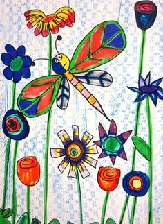 Abbie732's art on Artsonia, grade 1