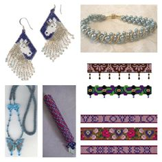 Bead-Patterns.com Newsletter February 2,  2015 - Featured items!