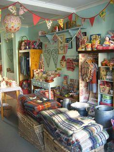 Pretty  Shop! Qué bonita tienda!
