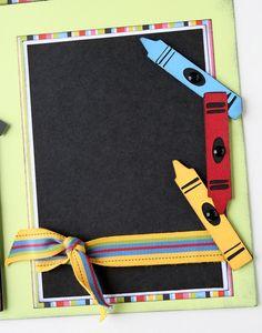 back to school scrapbook layouts | SCHOOL LAYOUT