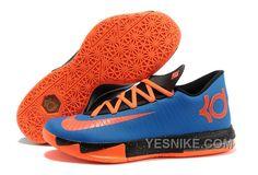 e29dd894e79a Discover the Nike Kevin Durant KD 6 VI Royal Blue Black-Orange For Sale  Discount group at Pumarihanna. Shop Nike Kevin Durant KD 6 VI Royal ...