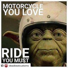 Weekend it is Ride you must from @venusblueyez