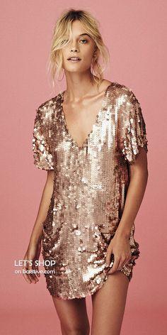 Surry Sequin Dress
