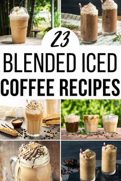 Looking for that perfect blended iced-coffee recipe you can make right in the comfort of your own home? With so many flavors and brewing options out… Homemade Iced Coffee, Vanilla Iced Coffee, Cold Brew Coffee Recipe, Iced Coffee At Home, Making Cold Brew Coffee, Homemade Frappuccino, Coffee Coffee, Coffee Club, Starbucks Coffee