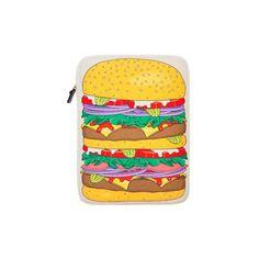 Housse Ordinateur Burger