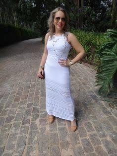 Resultado de imagem para look vestido tricot feminino