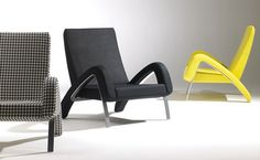 Fauteuil OXOYE contemporain design pour hotellerie restauration bar