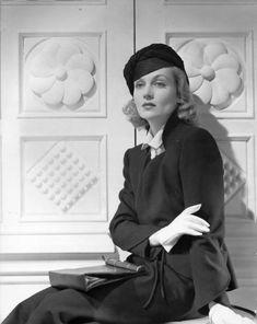Portrait of Carole Lombard, 1939