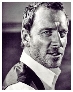 "Oh No They Didn't! - Michael Fassbender cover ""Interview"" Mag. [ February 2012]"