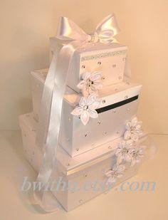 Wedding card box idea